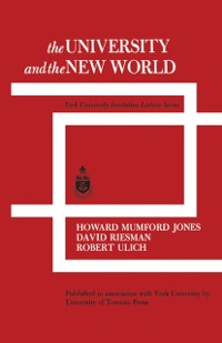 Cover University and the New World