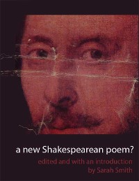 Cover A New Shakespearean Poem?