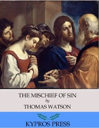 Cover Mischief of Sin