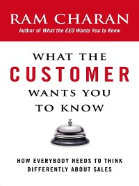 Cover What the Customer Wants You to Know