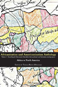 Cover Africanization and Americanization Anthology, Volume 1