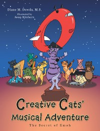 Cover Creative Cats' Musical Adventure