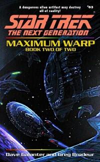 Cover Maximum Warp: Book Two