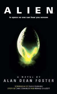 Cover Alien: The Official Movie Novelization