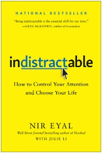 Cover Indistractable