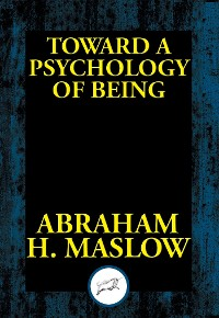 Cover Toward a Psychology of Being