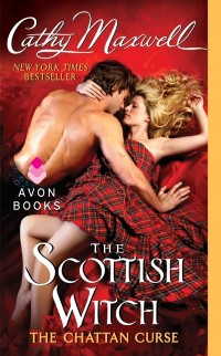 Cover Scottish Witch: The Chattan Curse