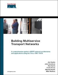 Cover Building Multiservice Transport Networks