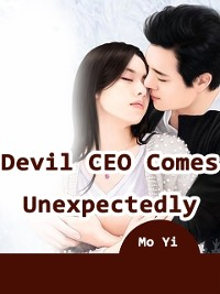 Cover Devil CEO Comes Unexpectedly