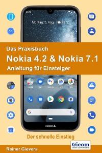 Cover Das Praxisbuch Nokia 4.2 & Nokia 7.1 - Anleitung für Einsteiger