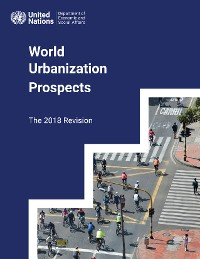 Cover World Urbanization Prospects: The 2018 Revision