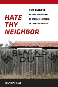 Cover Hate Thy Neighbor