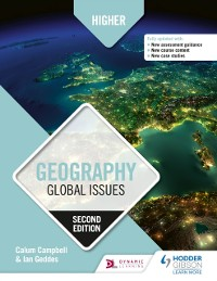 Cover Higher Geography: Global Issues: Second Edition