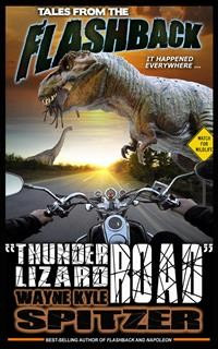 """Cover Tales from the Flashback: """"Thunder Lizard Road"""""""