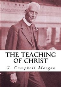 Cover The Teaching of Christ