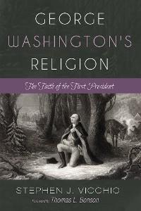 Cover George Washington's Religion