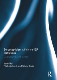 Cover Euroscepticism within the EU Institutions