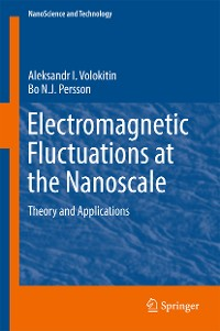 Cover Electromagnetic Fluctuations at the Nanoscale