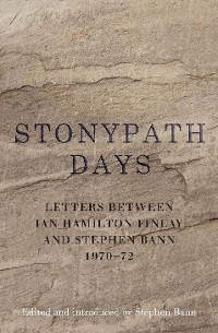 Cover Stonypath Days