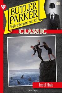 Cover Butler Parker Classic 35 – Kriminalroman