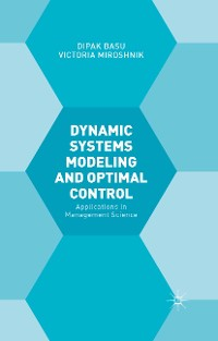 Cover Dynamic Systems Modelling and Optimal Control