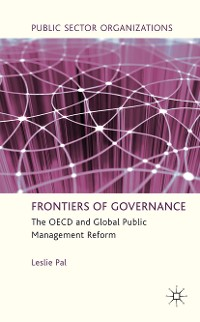 Cover Frontiers of Governance
