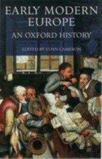 Cover Early Modern Europe