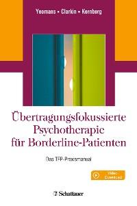 Cover Übertragungsfokussierte Psychotherapie für Borderline-Patienten