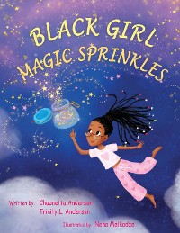 Cover Black Girl Magic Sprinkles