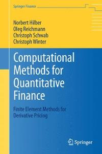 Cover Computational Methods for Quantitative Finance