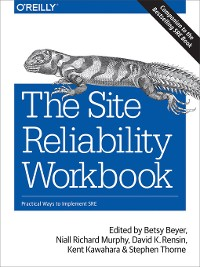 Cover The Site Reliability Workbook