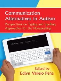 Cover Communication Alternatives in Autism