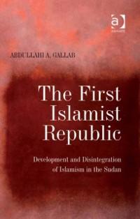 Cover First Islamist Republic
