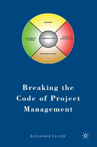 Cover Breaking the Code of Project Management
