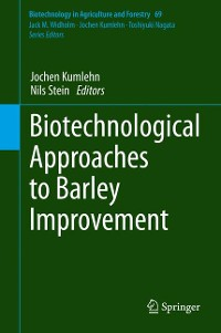 Cover Biotechnological Approaches to Barley Improvement
