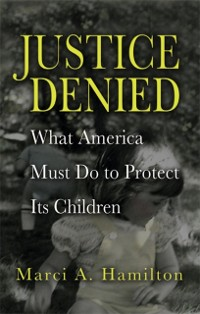 Cover Justice Denied