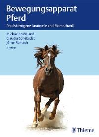 Cover Bewegungsapparat Pferd