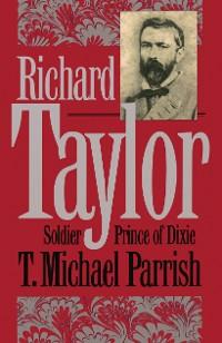 Cover Richard Taylor
