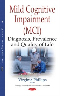 Cover Mild Cognitive Impairment (MCI)