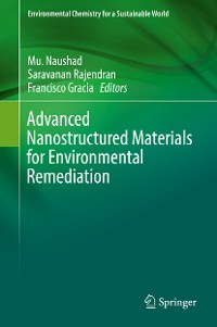 Cover Advanced Nanostructured Materials for Environmental Remediation