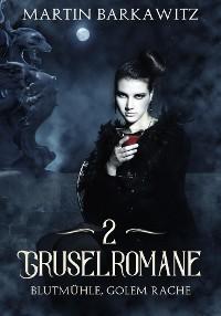 Cover 2 Gruselromane
