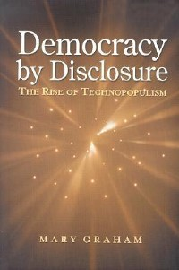 Cover Democracy by Disclosure
