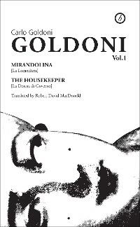 Cover Goldoni Plays Volume I