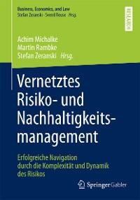 Cover Vernetztes Risiko- und Nachhaltigkeitsmanagement