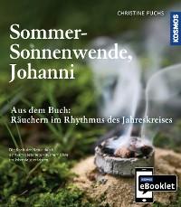 Cover KOSMOS eBooklet: Sommer-Sonnenwende, Johanni