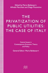 Cover Privatization of Public Utilities