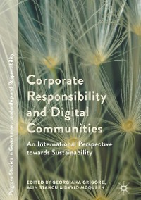 Cover Corporate Responsibility and Digital Communities