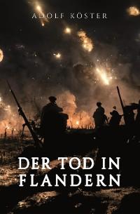 Cover Der Tod in Flandern