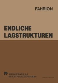 Cover Endliche Lagstrukturen