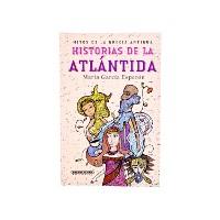 Cover Historias de la Atlántida